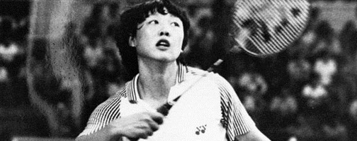 Badminton-Li Lingwei